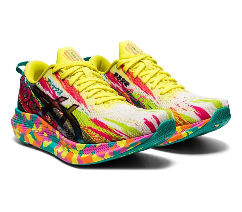 coppia scarpa da triathlon e running per donna asics noosa tri 13