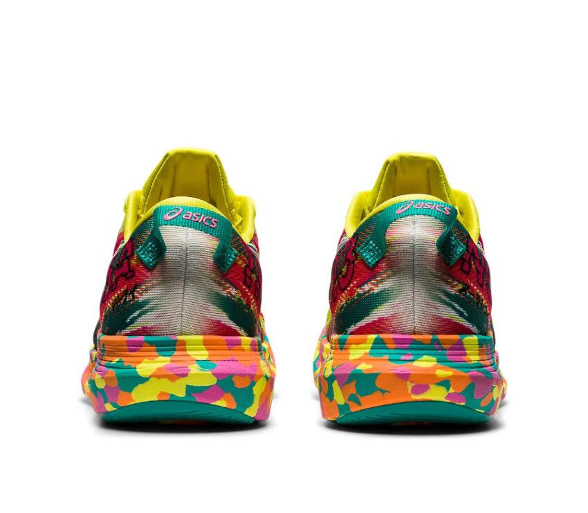 retro scarpa da triathlon e running per donna asics noosa tri 13
