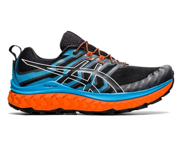 scarpa trail running uomo asics trabuco max