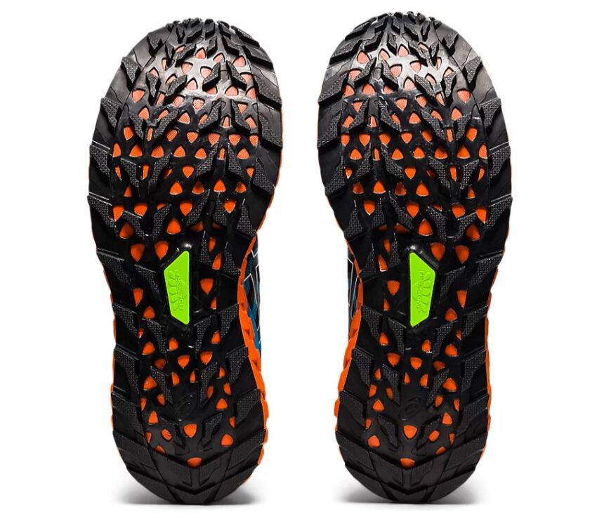 suola scarpe trail running uomo asics trabuco max