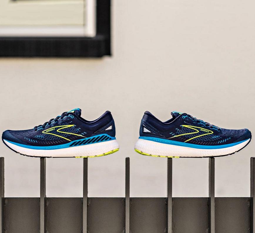 scarpe brooks gliceryn 19 uomo blu