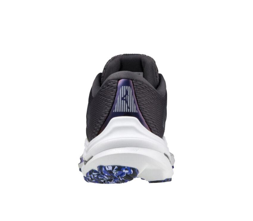 tallone scarpa da running donna mizuno wave inspire 17 grigia