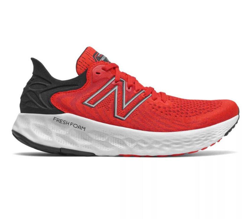 scarpa da running new balance 1080 10 rossa da uomo