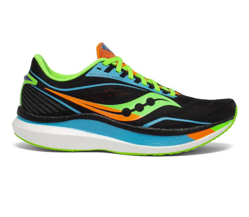 scarpa running veloce da uomo saucony endorphin speed