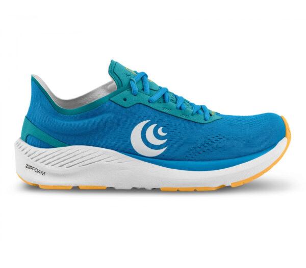 scarpa running minimal donna topo cyclone blu