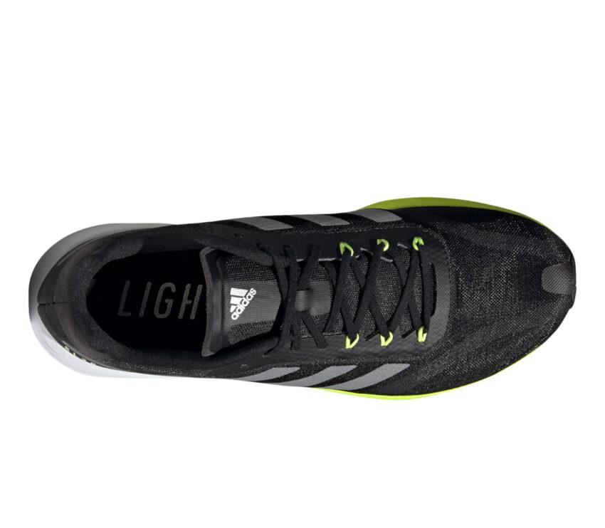 tomaia scarpa da running veloce adidas sl 20 2 nera