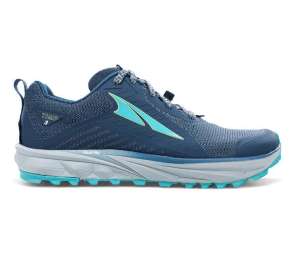scarpa da running altra timp 3 da donna blu