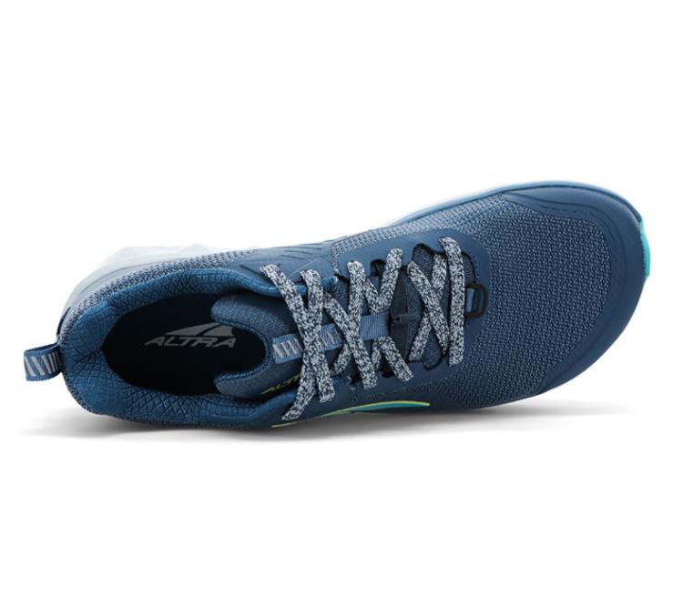 tomaia scarpa da running altra timp 3 da donna blu