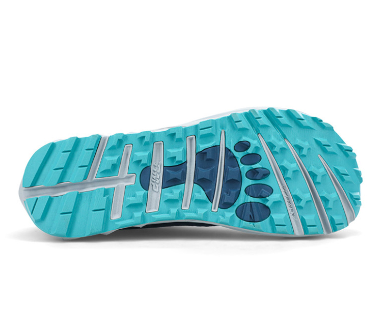suola scarpa da running altra timp 3 da donna blu