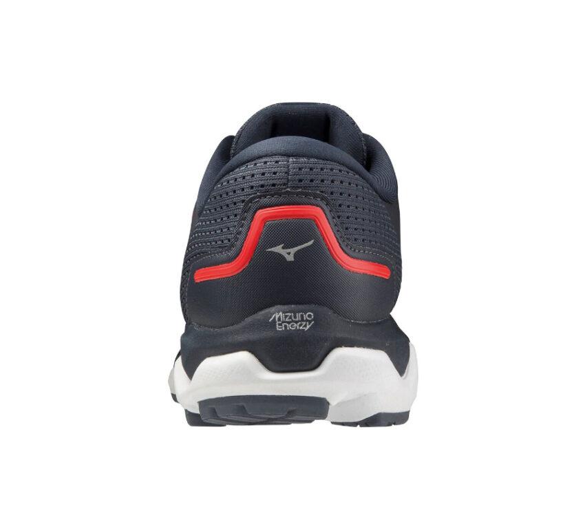 retro scarpa da running per pronatori mizuno horizon 5 blu
