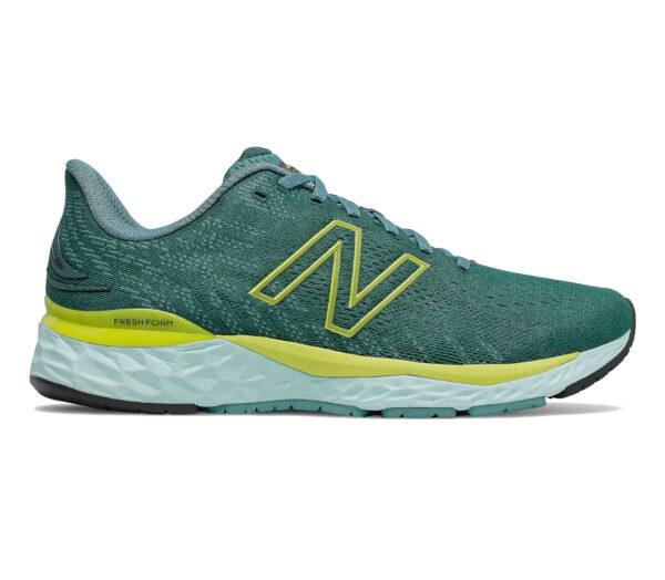 scarpa da running uomo neutra new balance 880v11 verde