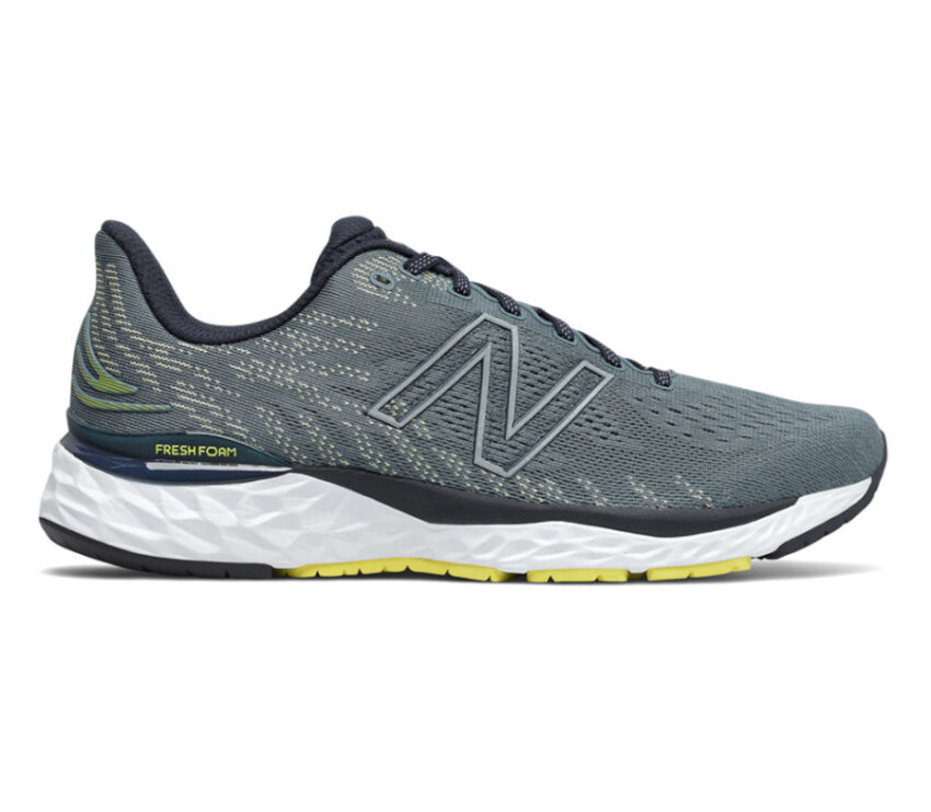 scarpa running new balance 880 v11 uomo grigia