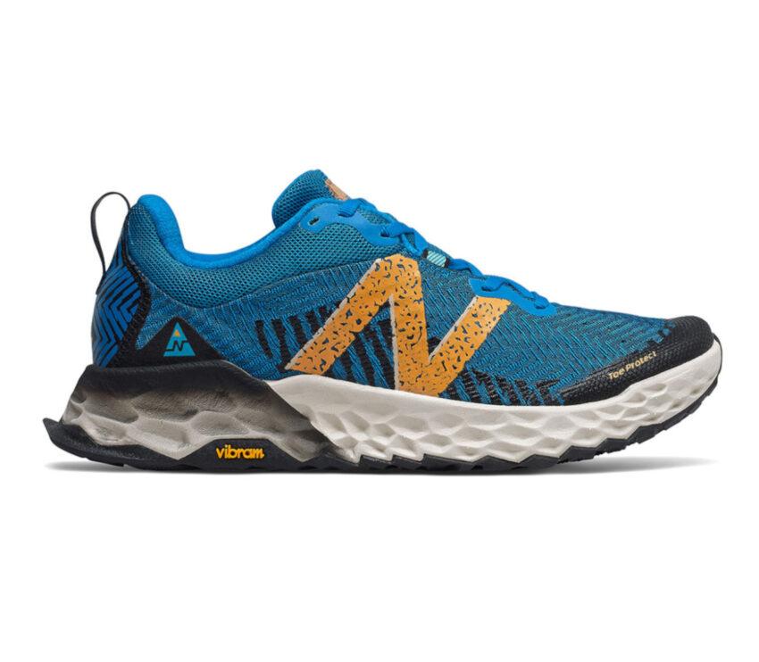 scrapa da trail running new balance hierro v6 blu