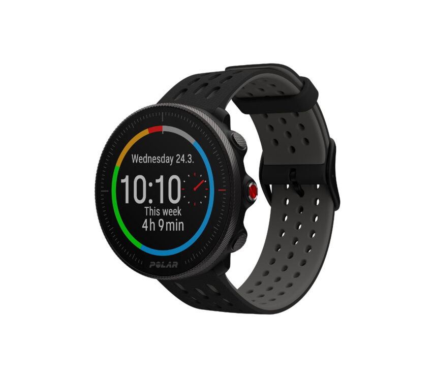 orologio GPS running Polar m2 nero