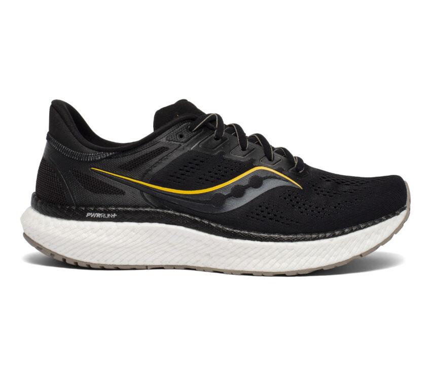 scarpa da running saucony hurricane 23 nero