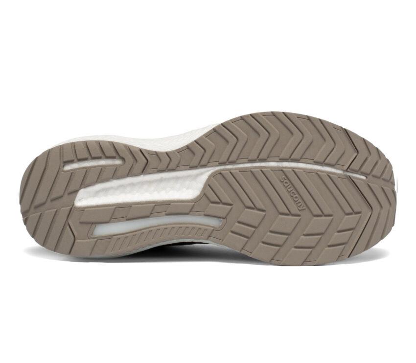 suola scarpa da running saucony hurricane 23 nero