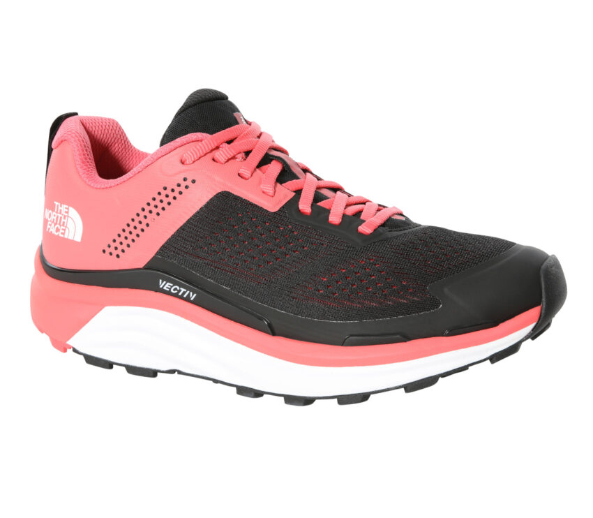 scarpa da trail running per donna north face vectiv enduris rossa
