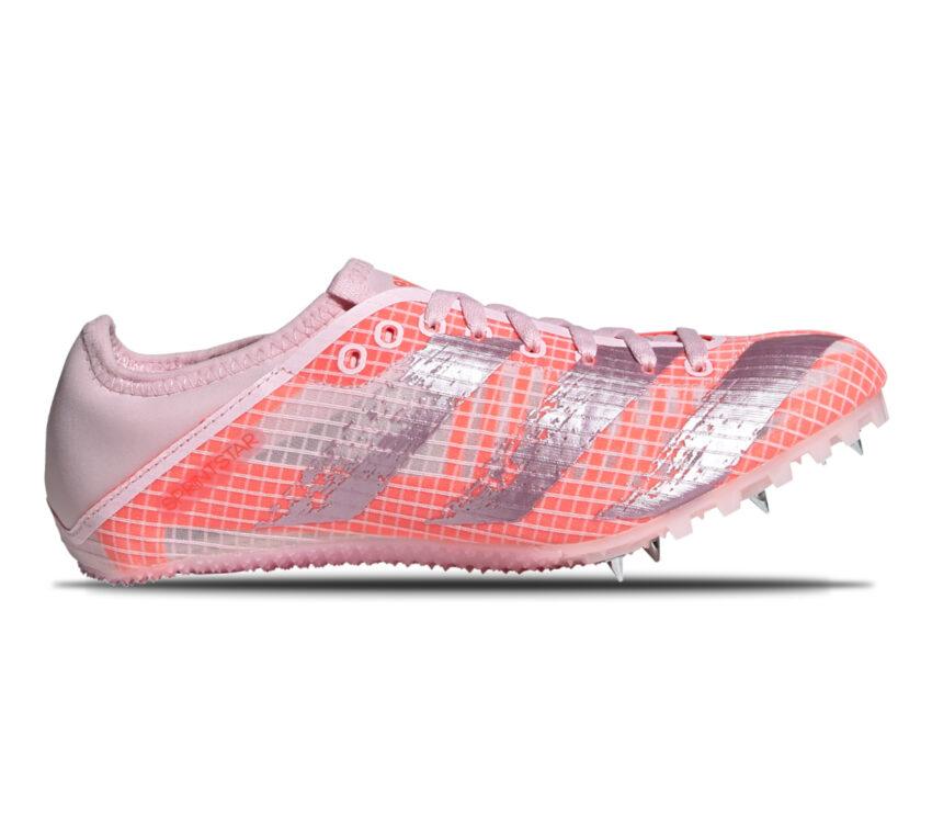 scarpe chiodate da donna per specialità sprint e velocità adidas sprintstar donna