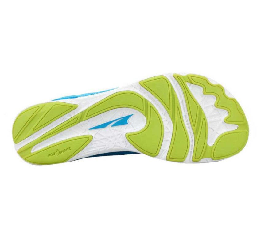 suola scarpa da running altra escalante 2.5 blu