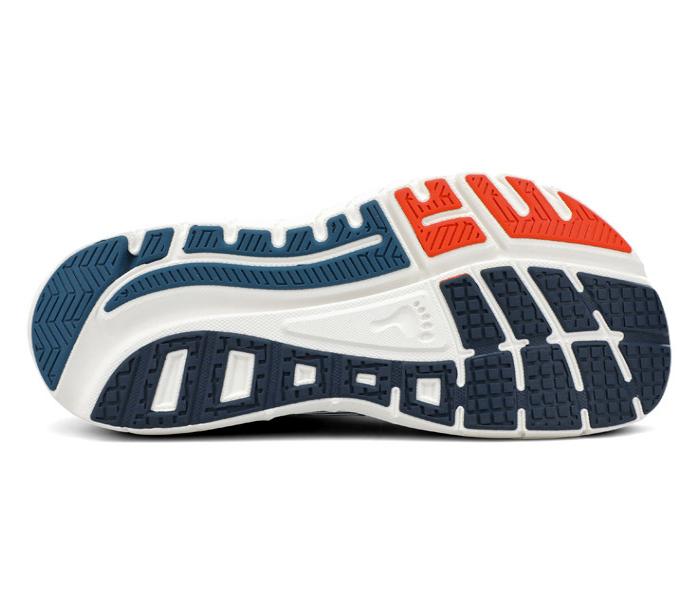 suola scarpa running stabile uomo blu altra running provision 5
