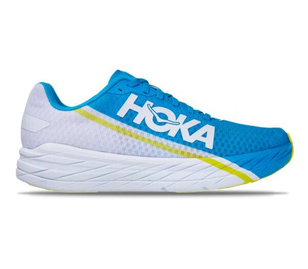 scarpa da running da performance hoka one one rocket x unisex blu