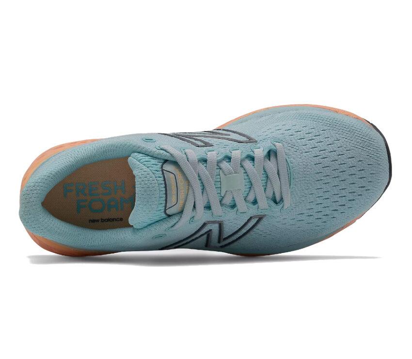 tomaia scarpa running neutra da donna new balance 880 v11 azzurra