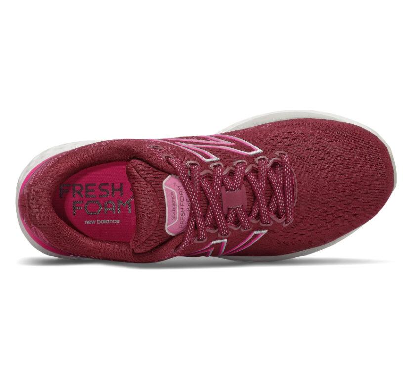 tomaia scarpa running neutra da donna new balance 880 v11 bordeaux