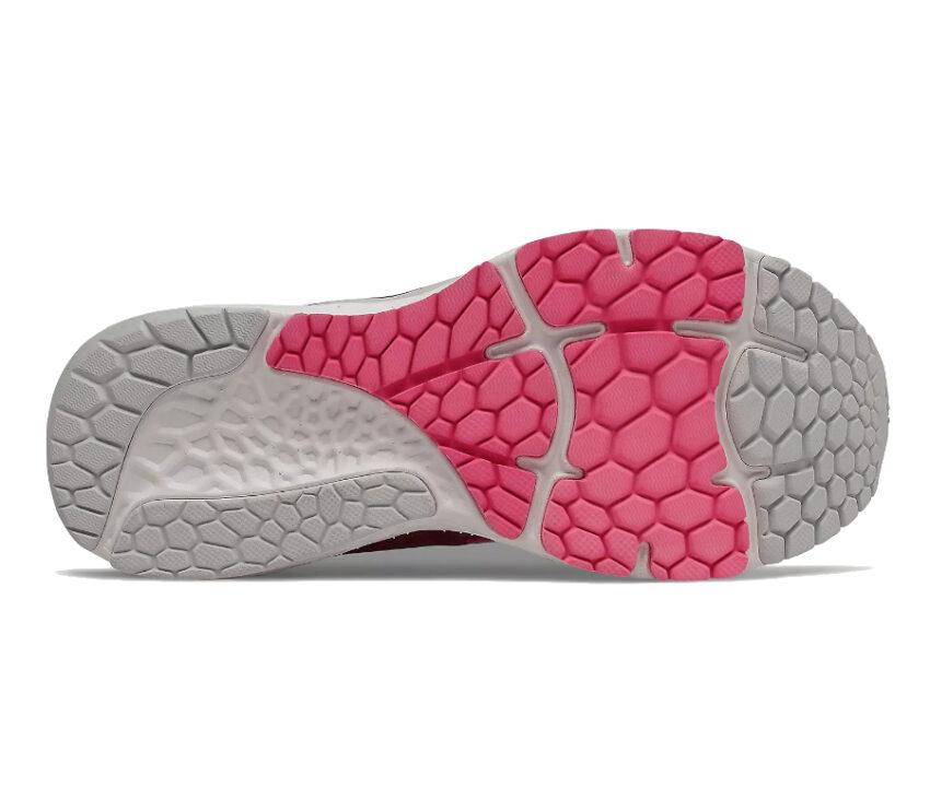 suola scarpa running neutra da donna new balance 880 v11 bordeaux