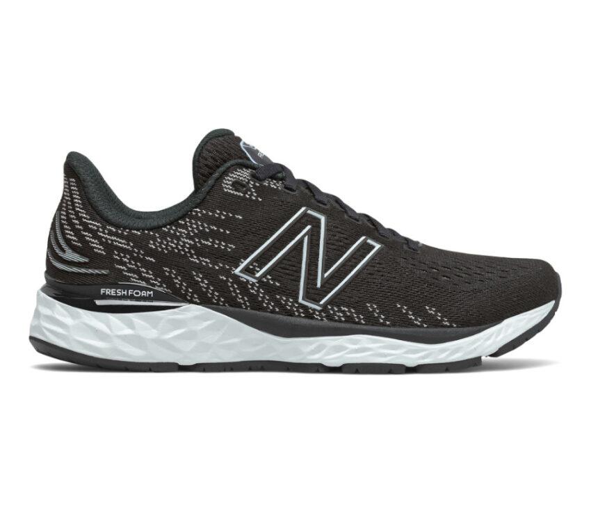 scarpa running donna nera new balance fresh foam 880 v11