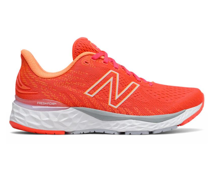 scarpa running donna arancione new balance fresh foam 880 v11