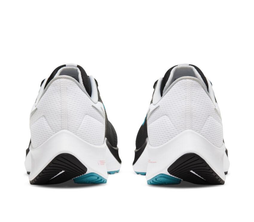 retro scarpa running uomo nike pegasus 38 nera bianca