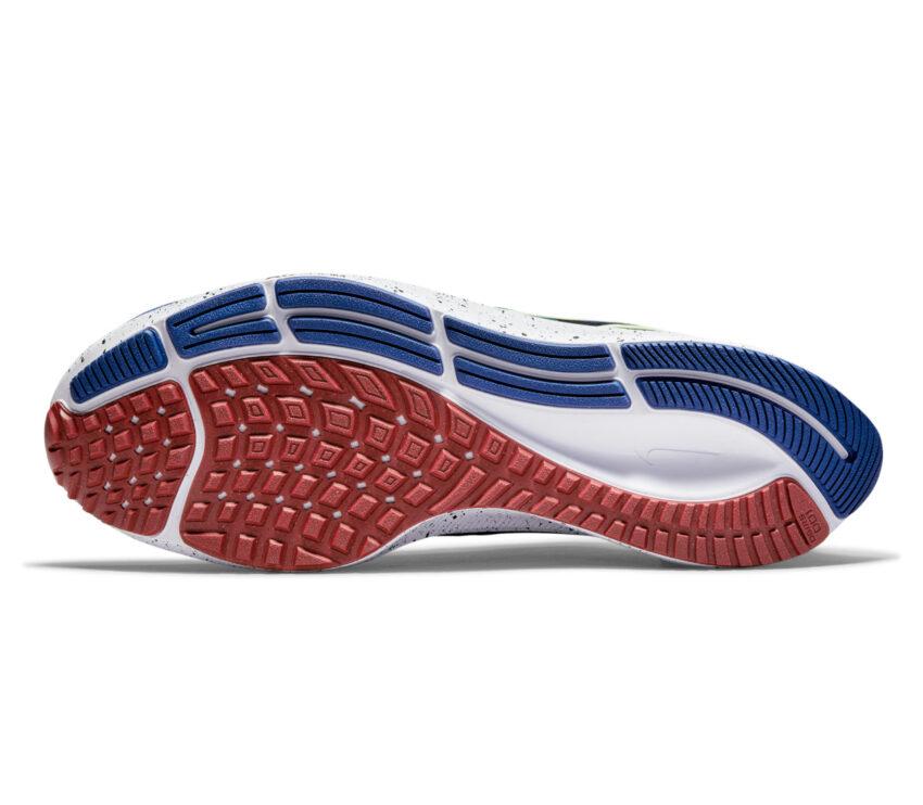 suola scarpa da running uomo neutra nike pegasus 38