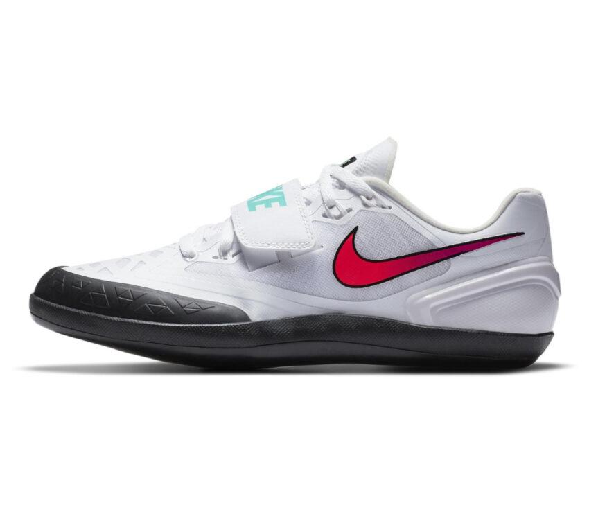 scarpa da lancio su pista nike zoom rotational