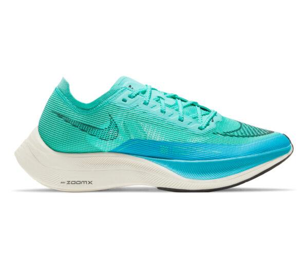 scarpa da running nike zoomx vaporfly next 2 da donna azzurra