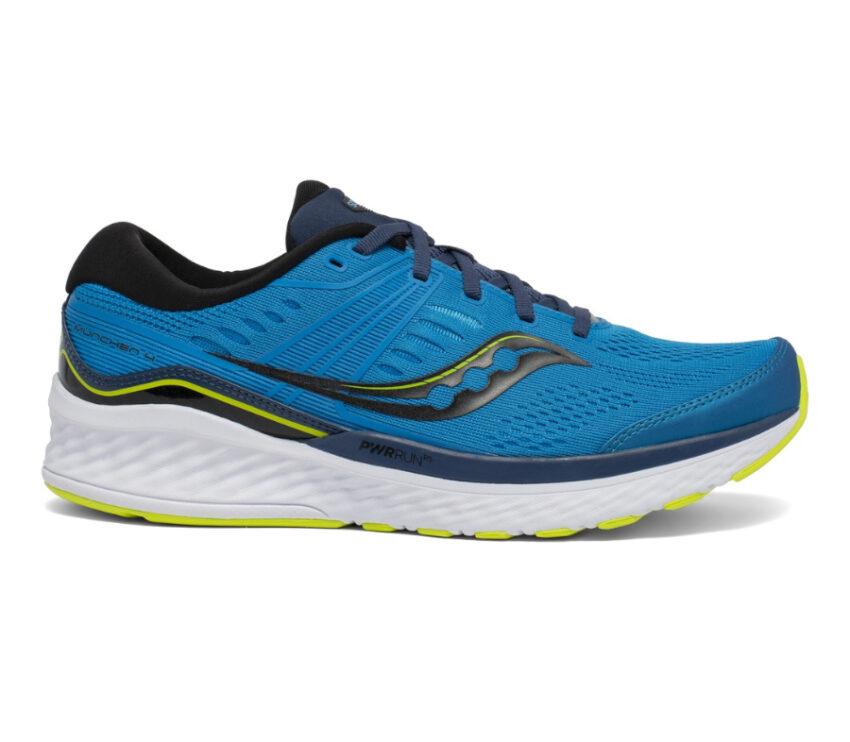 scarpa da running saucony muenchen 4 uomo blu