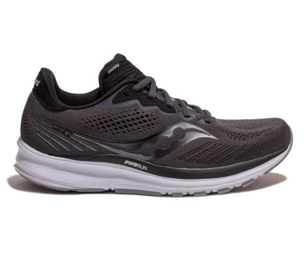 scarpe da running neutre per donna saucony ride 14 nera