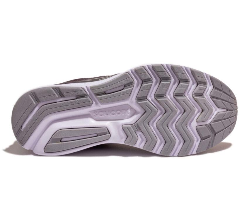 suola scarpe da running neutre per donna saucony ride 14 nera