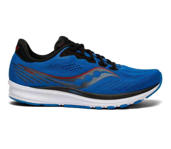 scarpa da running uomo saucony ride 14 blu
