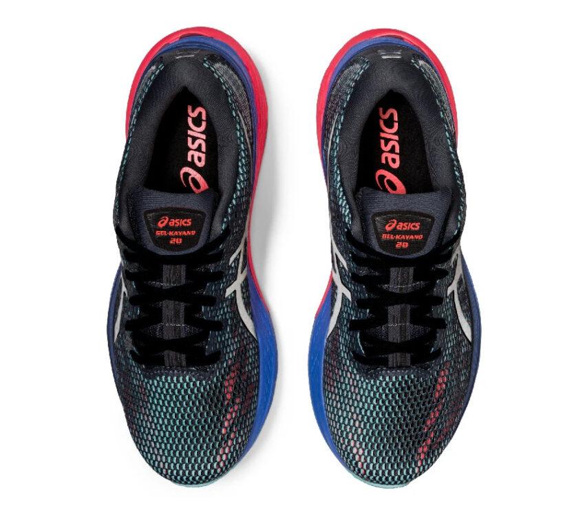 tomaia scarpe da running per pronazione asics gel kayano 28 lite show da donna