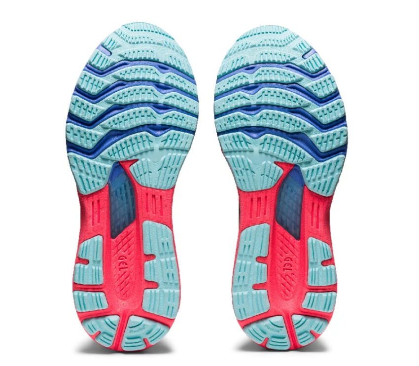 suola scarpe da running per pronazione asics gel kayano 28 lite show da donna