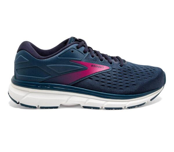 brooks dyad 11 donna scarpe running blu