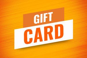 fai un regalo con le Gift Card
