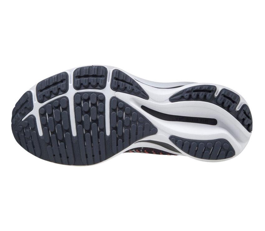 suola scarpa running donna neutra mizuno wave rider 25