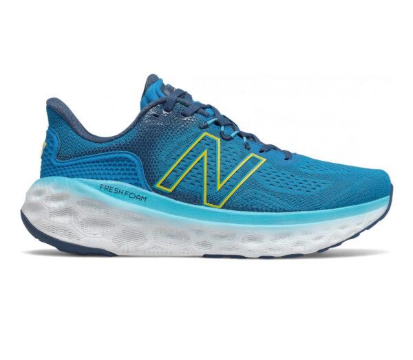scarpe da running new balance more v3 uomo blu