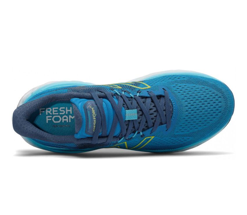 tomaia scarpe da running new balance more v3 uomo blu