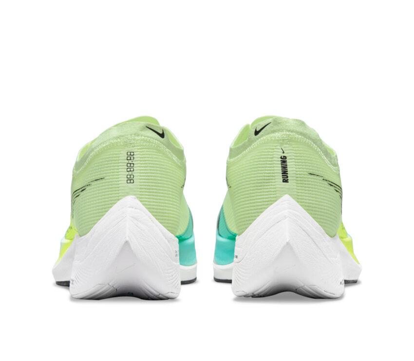retro scarpe da running veloci da donna nike vaporfly next 2 fluo