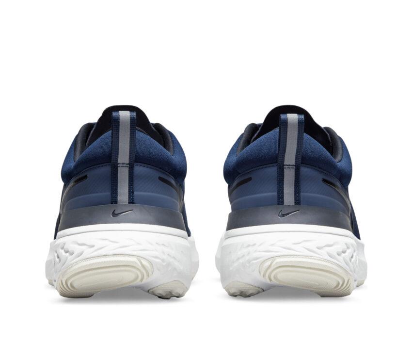 retro scarpa da running per uomo nike react miler 2 blu