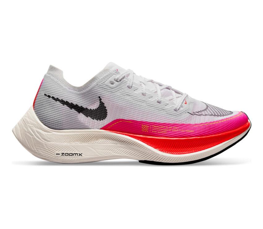 scarpa da running veloce da gara nike vaporfly next donna colore olimpico