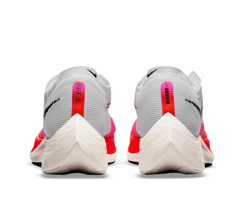 tallone scarpa da running veloce da gara nike vaporfly next donna colore olimpico