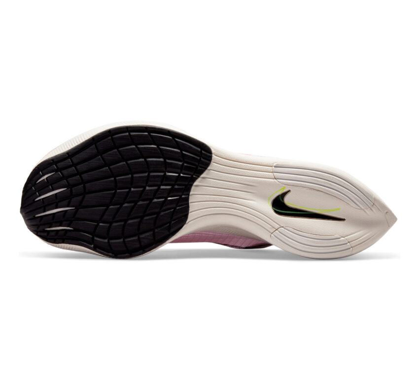 suola scarpa da running veloce da gara nike vaporfly next donna colore olimpico